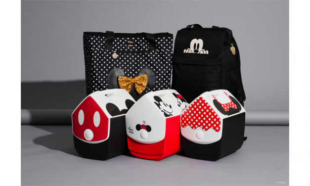 Igloo x Disney Continue Collaboration With Mickey & Minnie Cooler Bags