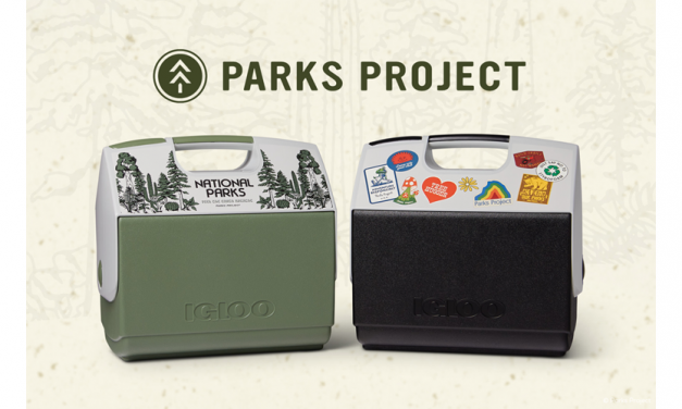 Igloo Partners With Parks Project, Launches Two Special Edition Playmate Cooler