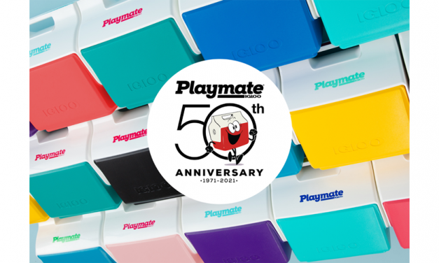 Igloo Celebrates Playmate Cooler's 50th Anniversary With Design Revival And Documentary