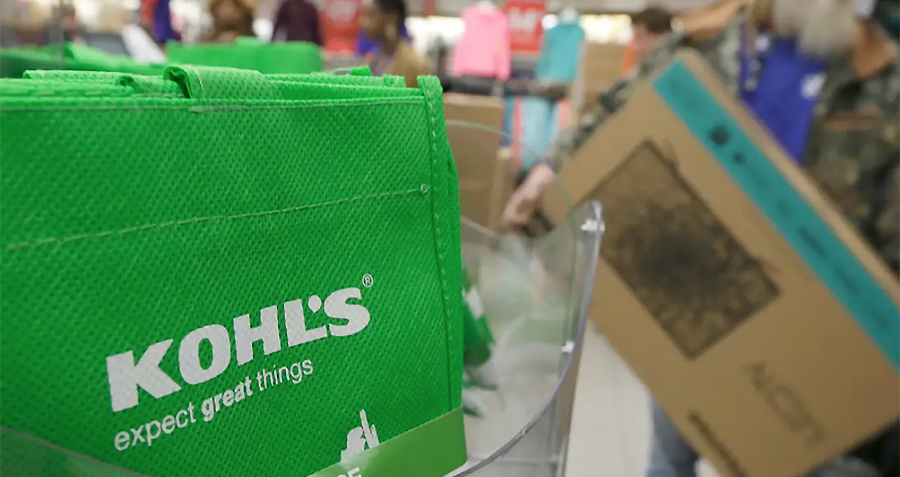 Kohl's Adjusted Earnings Climb 12 Percent In Q4