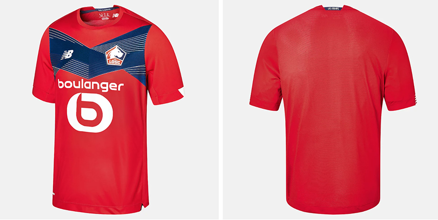 New Balance Extends Partnership With Lille OSC