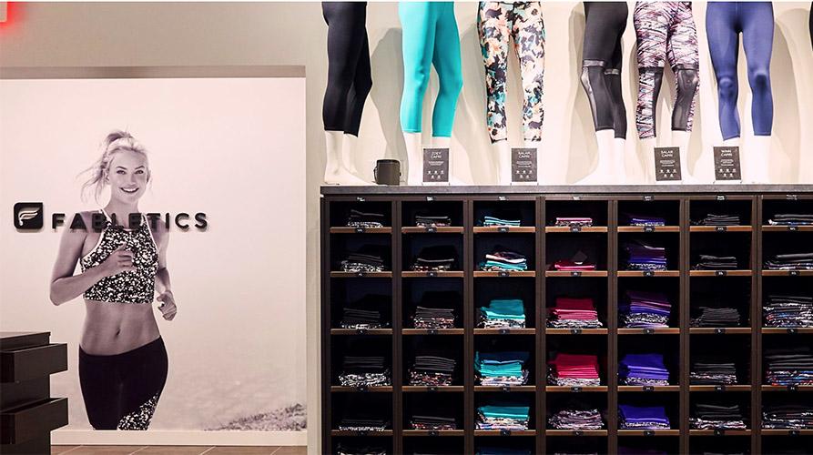Fabletics Announces 2021 Retail Store Expansion