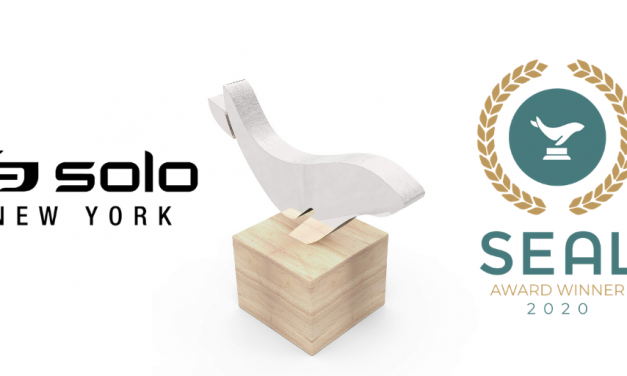 Solo New York Wins SEAL Business Sustainability Award