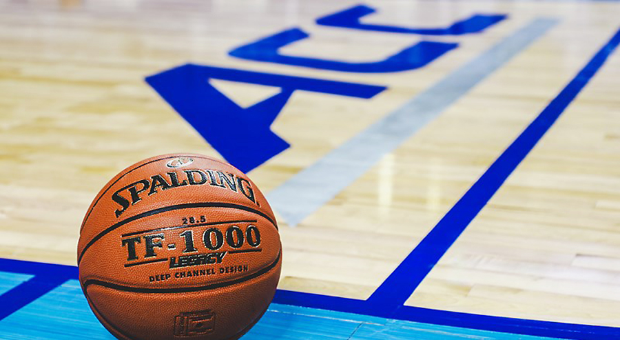Spalding Named Game Ball Provider Of 2021 ACC Basketball Tournaments