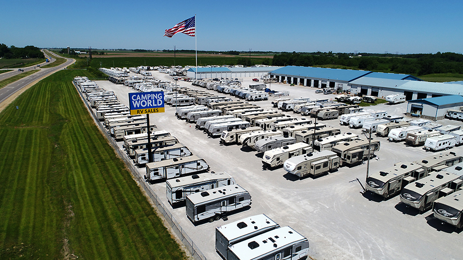 Camping World Announces Expansion Plans In Delaware, Nebraska And Montana