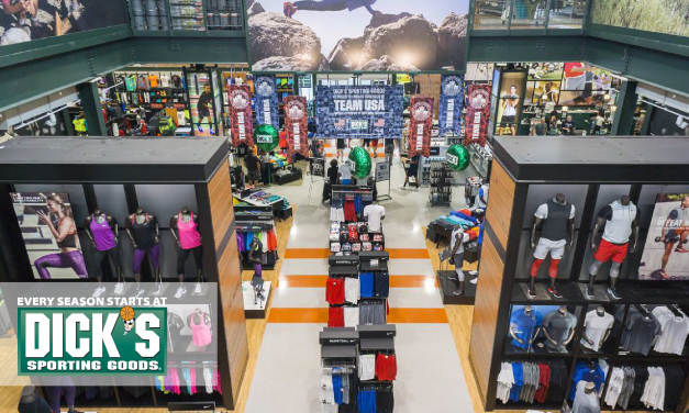Dick's SG Announces Grand Opening Of Four Stores  In March