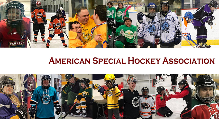 Hockey Dealers Association Partners With American Special Hockey Association