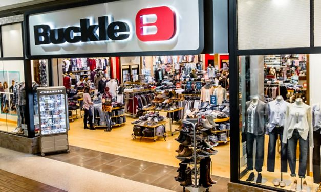 Buckle's March Sales Triple
