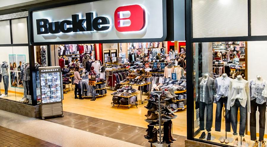 Buckle's March Sales Triple
