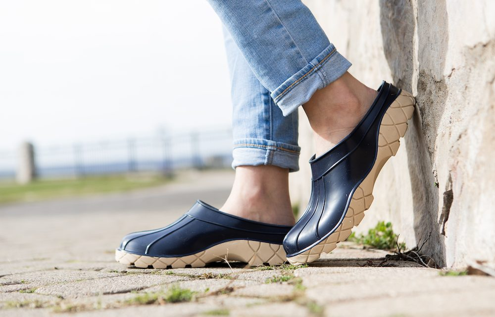 Baffin Relaunches Unisex Patio Clog For Spring