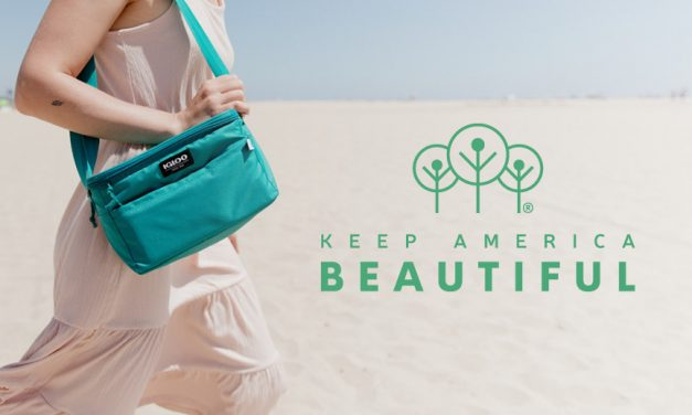 Igloo Pledges All Profits From Its Earth Month Collection to Keep America Beautiful