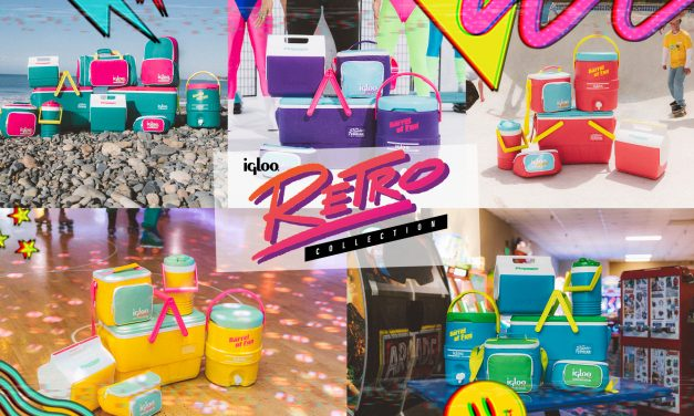 Igloo Expands Collection Of '80s/'90s-Inspired Retro Coolers With New Colors