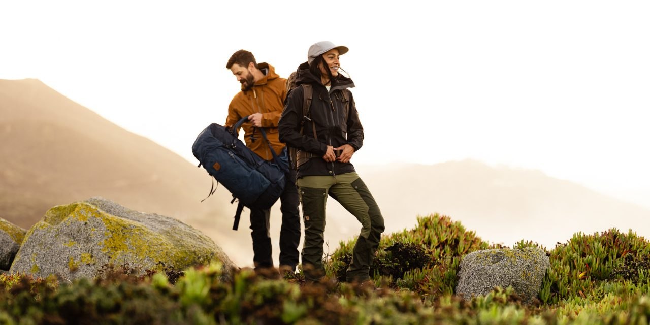 Fjällräven Spring/Summer 2021 Collection Encourages A Walk Outside