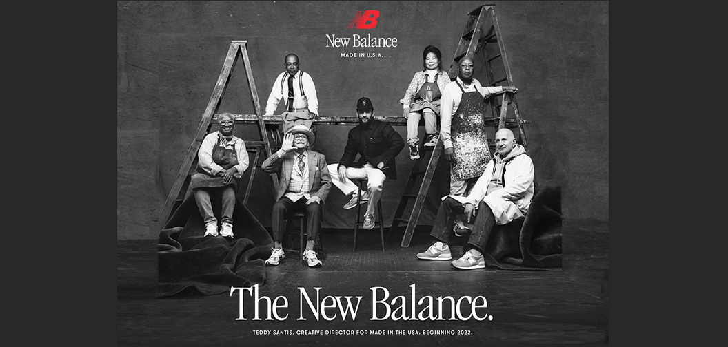 New Balance Appoints Creative Director MADE In USA