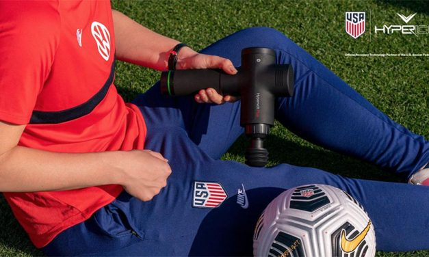 Hyperice Partners With U.S. Soccer Federation