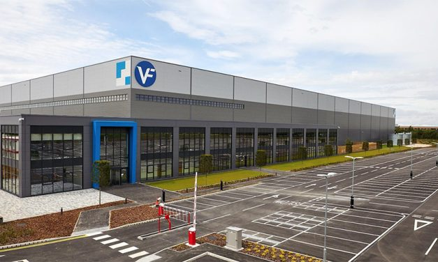 VF Corp Opens New Warehouse In Leicestershire