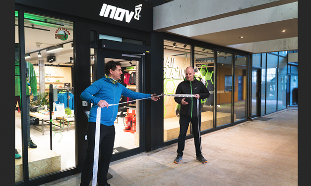 Inov-8 Opens First Brand Store In The UK