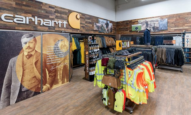 Carhartt Expands Shop-In-Shops Inside Tractor Supply Stores