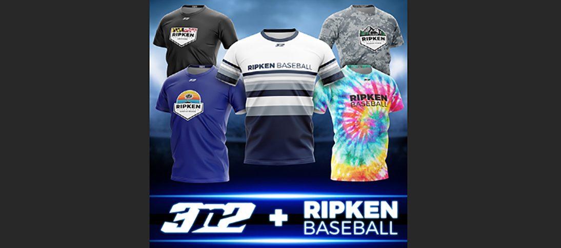 3N2 Partners With Ripken Baseball