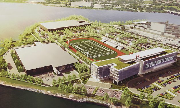 Under Armour Downsizes Port Covington Headquarters Plan