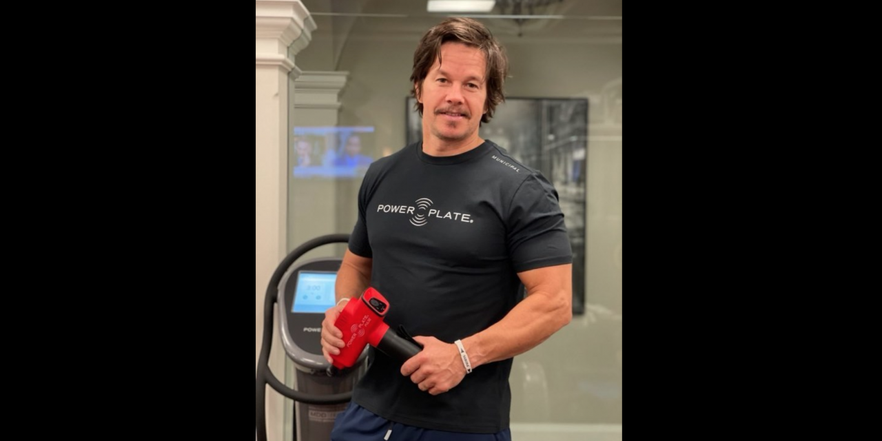 Mark Wahlberg Joins Power Plate As Key Stakeholder And Brand Ambassador