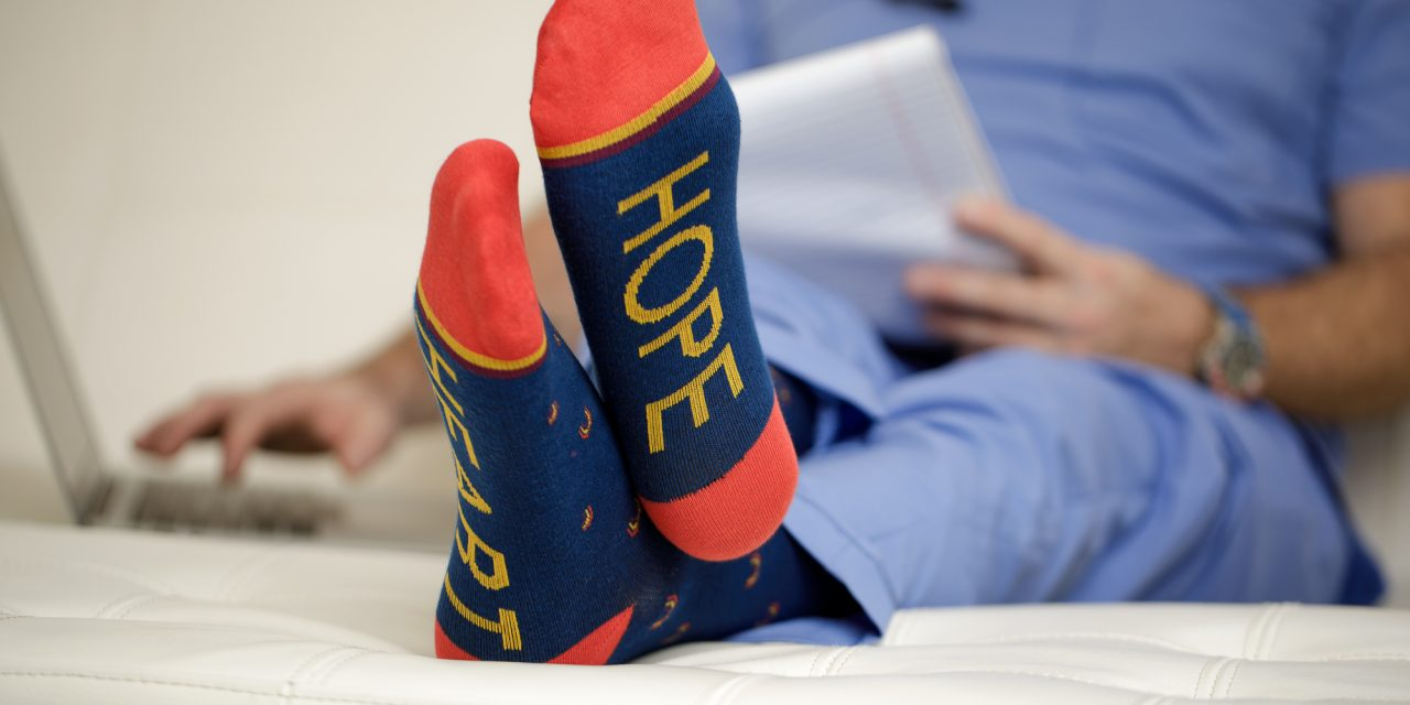 Vim & Vigr Launches Compression Sock To Honor Nurses