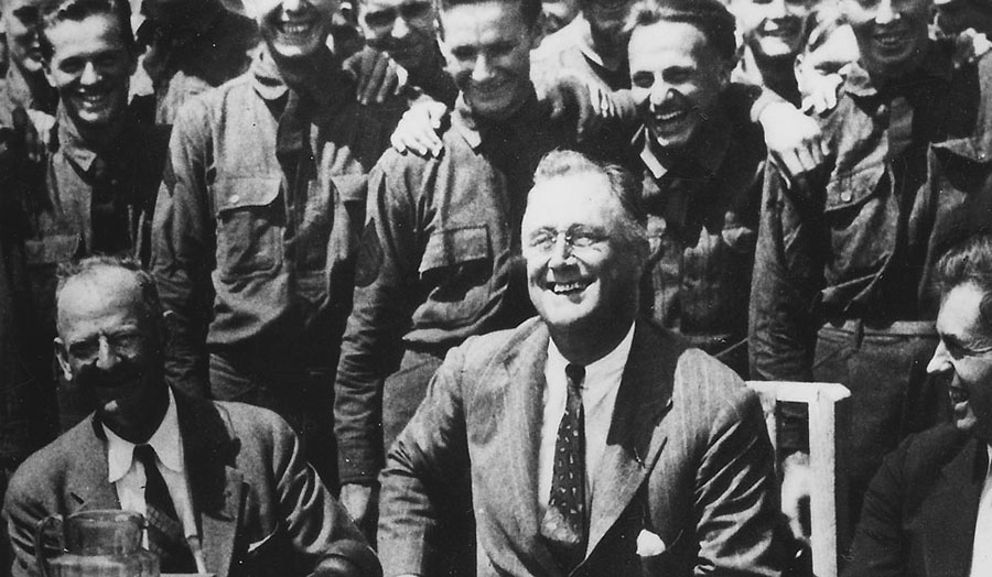 OIA Applauds Introduction Of Civilian Climate Corps Act 88 Years After Its Introduction Under FDR