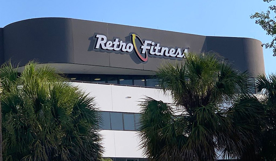 Retro Fitness Opens New Headquarters