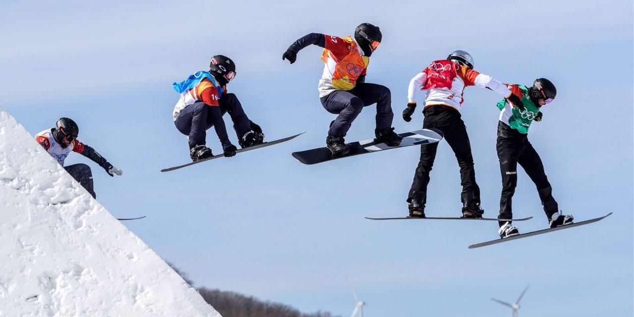 Honey Stinger Signs Professional Snowboarder Mick Dierdorff