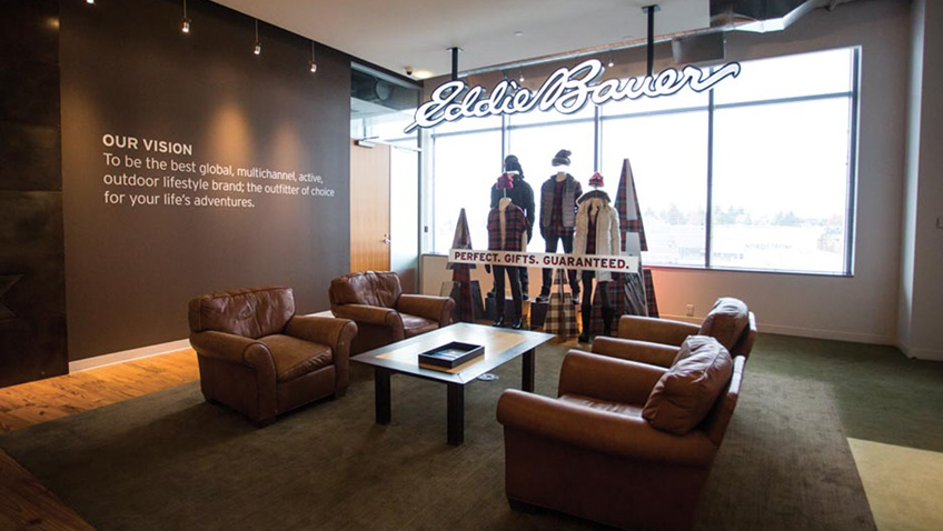 Eddie Bauer To Be Sold To Authentic Brands And Simon