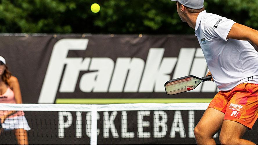 Franklin Sports President Adam Franklin On The Company's Foray Into Pickleball