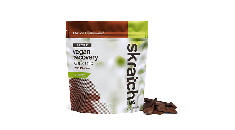 Skratch Labs Introduces Vegan Sport Recovery Drink Mix