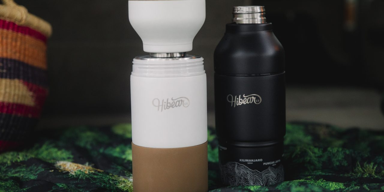 Hibear Releases All-Day Adventure Flask