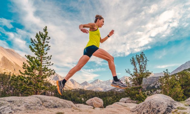 Saucony Signs American Ultrarunner Katie Asmuth