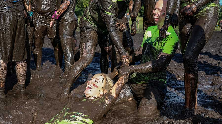 Craft Sportswear Partners With Spartan Trail And Tough Mudder