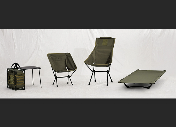 Helinox Introduces Tactical Collection
