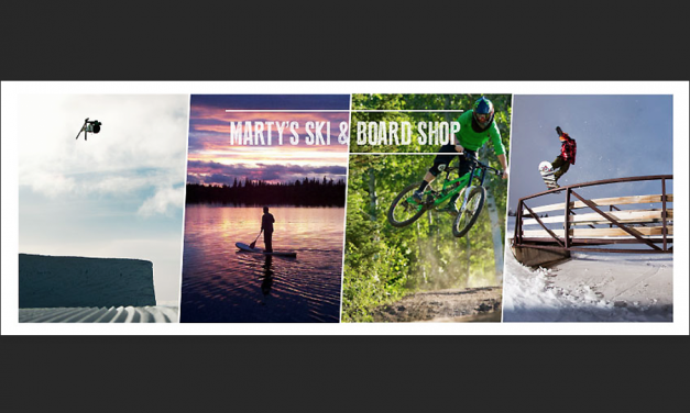 Backcountry Partners With Marty's Ski & Board Shop