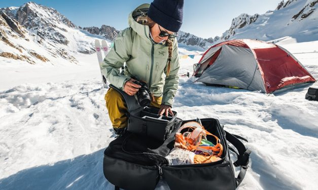 Db Releases The Duplex Off-Grid Travel Bag