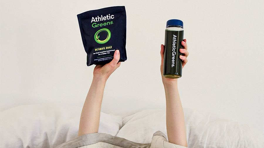 Athletic Greens Scores First Strategic Outside Investors