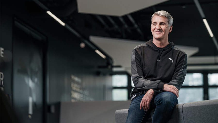 Puma Appoints General Manager Europe