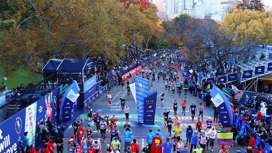 TCS Renews Sponsorship Of TCS New York City Marathon Through 2029