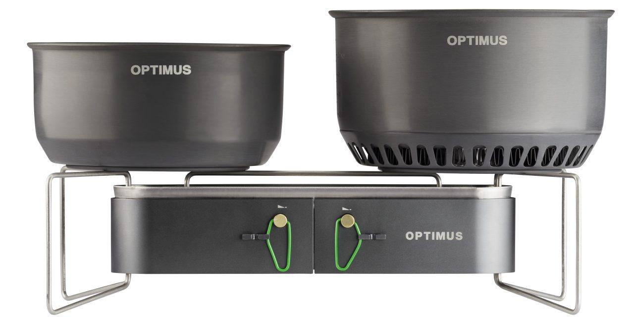 Katadyn Group's Optimus Launches Gemini Double Burner Stove