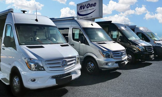 RV Retailer's Debt Outlook Revised To Positive