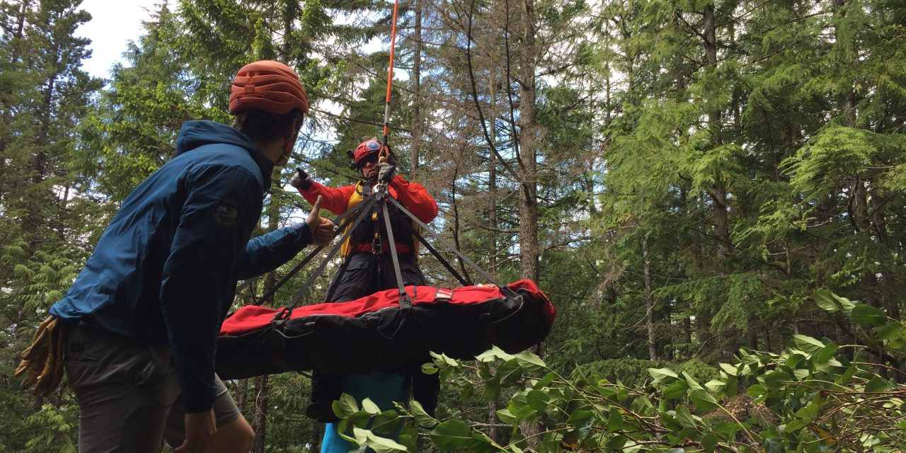 Helly Hansen Partners With Squamish Search And Rescue As Official Apparel Supplier