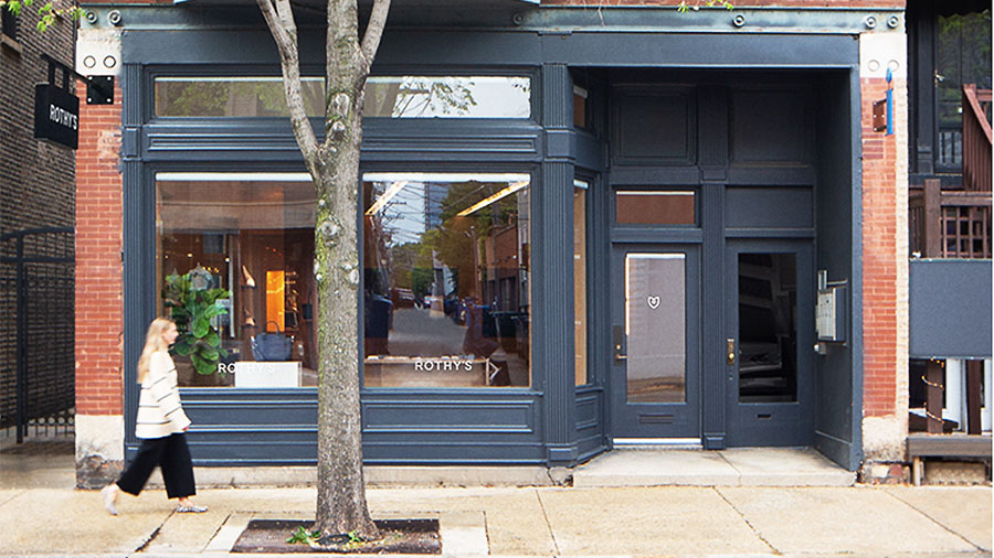 Rothy's Opens Store In Chicago
