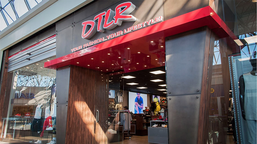 JD Sports Transfers Ownership Of DTLR Villa To Unit In U.S. Push