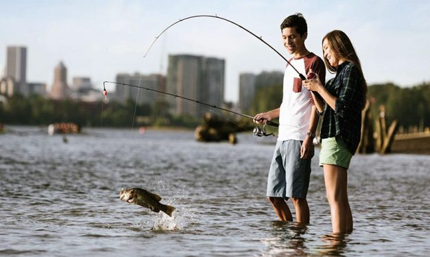 RBFF Fishing Study Finds Spike In First-Time Fishing Participants