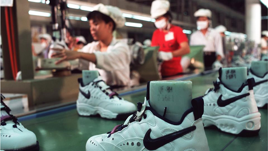 Report: Nike May Run Out Of Vietnamese-Made Sneakers As COVID-19 Accelerates