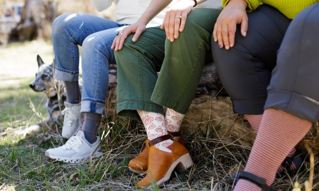 VIM & VIGR Launches Fall 2021 Compression Sock Collection For Daily Wellness