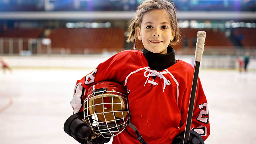 One in Four Canadian Girls Are Not Committed To Return To Sport